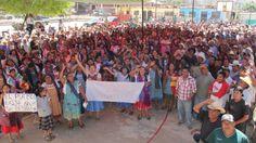 Info GAIA. Internacionalista y Anticapitalista: Oaxaca (México): Pueblo echa a compañía minera transnacional