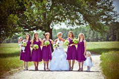 South Carolina Farm Wedding At  San Souci Farms - Rustic Wedding Chic