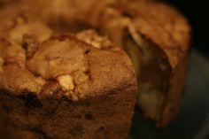 Whole wheat apple cake