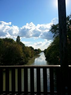 #nature #river #sky