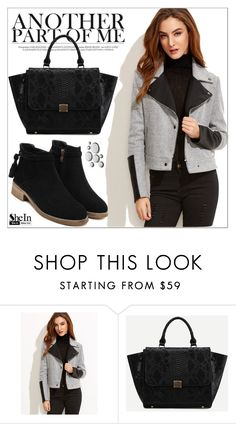 """""""SheIn 8/20"""" by goldenhour ❤ liked on Polyvore"""