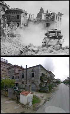 Ausonia Fronte di #Cassino1944