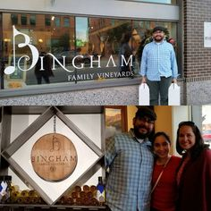 """We enjoyed the #txwine so much at #BinghamFamilyVineyards' tasting room in #GrapevineTx, that we 'joined' their family, so to speak. We tasted many great…"""