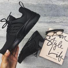 Sneakers women - Nike air presto (©krystinavictoria)