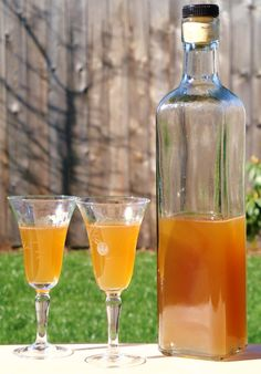 I will definitely make some Warm and Cozies with this walnut liqueur,