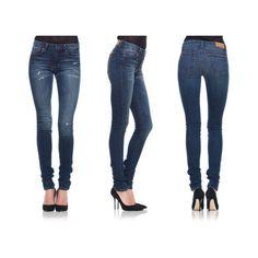 The Skinny , Womens Jeans, Mens Jeans, Premium Denim Jeans, Designer... ($165) via Polyvore