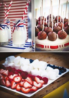 Patriotic Red, White & Blue Aussie Party!