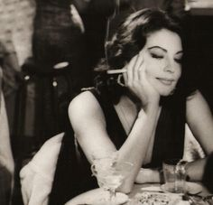 bogarted: Ava Gardner, 1960