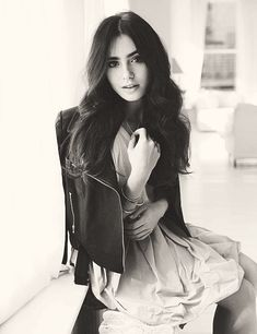 lily collins tumblr - Google Search