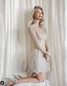 Dresses With Sleeves, Mai, Long Sleeve, Instagram, Fashion, Moda, Full Sleeves, La Mode, Gowns With Sleeves
