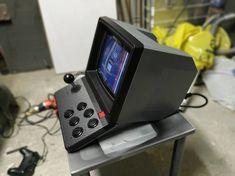 Neo Geo, Arcade Bartop, Retro Arcade Machine, Borne Arcade, Arcade Stick, Old Games, Vintage Diy, Boombox, Arcade Games