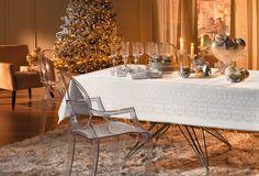 Toalha de mesa Luzes de Viena