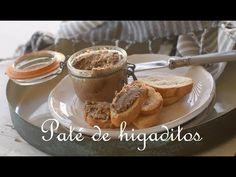 Como hacer paté de higaditos al Oporto YT - YouTube