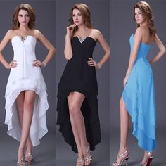Sexy Bridesmaid Long Ball Prom Birthday Gown Women Party Formal Evening Dress #GraceKarin #Cocktail