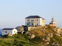 Faro de Finisterre, #Galicia #CaminodeSantiago #LugaresdelCamino