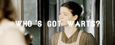 Cap'n Quote: Talulah Riley (Mary Bennet) - Pride & Prejudice (2005) directed by Joe Wright #janeausten