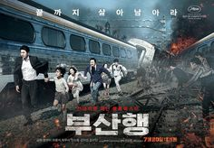 Train to Busan. Watched it with Wei lyn and Lisa at L's house
