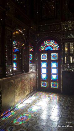 Tehran, Iran, Golestan Palace Photo by Parinaz Sinaei