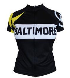 Baltimore Retro (Black)