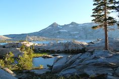 Along the PCT in the Desolation Wilderness, CA Echo Lake, Thru Hiking, Pacific Crest Trail, The Mountains Are Calling, John Muir, Rv Travel, Mount Rainier, Wilderness, America