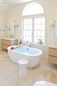 Splish, Splash: Rhode Island Bathroom Renovation   Contemporary   Bathroom    Providence   Hebert