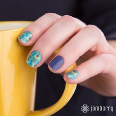 Jamberry's NEW SPRING 2016 wraps: Eye On You with Lakeside