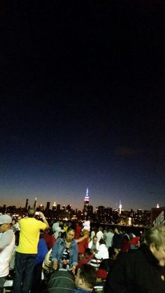 View from Brooklyn side