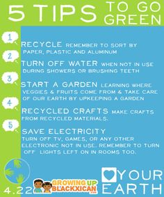 1000 Images About Go Green Save The Earth On Pinterest