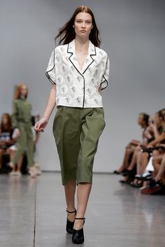 The 10 Runway Trends You'll Be Wearing This Spring: Now officially in the New Year, we're starting to think seriously about next season's biggest fashion trends.