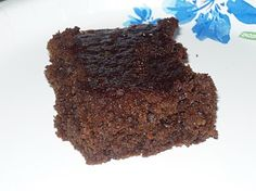 Jillian Michaels' Master Your Metabolism Brownies (I've made them and they are quite yummy)