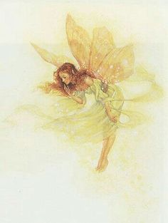 Tinkerbell by Scott Gustafson - Thanks for the comment identifying it for me!