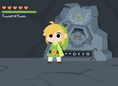 Animated gif discovered by Ellen Karlsson. Find images and videos about gif on We Heart It - the app to get lost in what you love. The Legend Of Zelda, Legend Of Zelda Memes, Legend Of Zelda Breath, Video Game Memes, Video Games, Link Gif, Creepypasta Anime, Hyrule Warriors, Animation Reference