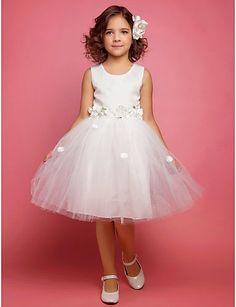 Llamativos vestidos de niña para primera comunión | Colección Vestidos 2015
