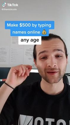 Make Money Online Typing At Any Age