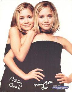 Ashley Olsen & Mary-Kate Olsen