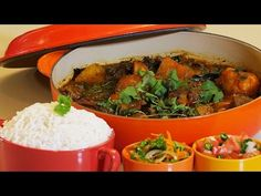 With travel restrictions still being enforced, we thought we would give you a taste of Durban's best mutton curry with this easy to follow video recipe! Curry Recipes, Meat Recipes, Indian Food Recipes, Real Food Recipes, Cooking Recipes, Ethnic Recipes, African Recipes, Mutton Curry Recipe, Lamb Curry