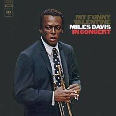 "Miles Davis' ""My Funny Valentine"" album #NowPlaying #Jazz"