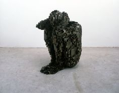Concentrate I (Antony Gormley)