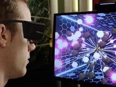 DEPTH- VR GLI OCCHIALI 3D GAME CHE DANNO PROFONDITA' E MAGGIORE REALISMO ALLE IMMAGINI ANCHE CON SCHERMI 2D