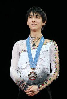 Yuzuru Hanyu - ISU Grand Prix of Figure Skating Final 2013/2014 - Day Two