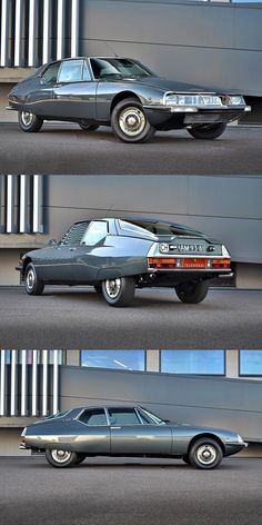 Citroen SM by Maserati Retro Cars, Vintage Cars, Antique Cars, Citroen Ds, Maserati Quattroporte, Limousine, Chevy Impala, Top Cars, Amazing Cars