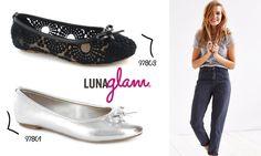 Las balerinas serán uno de los modelos en calzado más usados este 2015, en Lunaglam puedes encontrar modelos económicos, con diseño y colores.