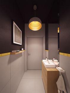 Maximisez l\'espace de votre petite salle de bain en combinant un ...