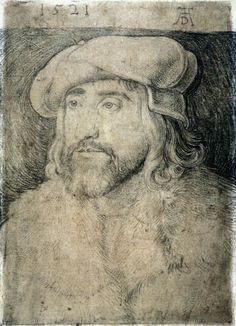 Albrecht Dürer Christian II of Denmark 1521 Charcoal, 399 x 287 mm British Museum, London British Museum, European History, Art History, Albrecht Dürer, Renaissance Artists, Renaissance Clothing, Academic Art, Principles Of Art, Pencil Art Drawings