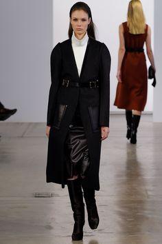 Calvin Klein Collection Pre-Fall 2013 Fashion Show - Alexandra Martynova