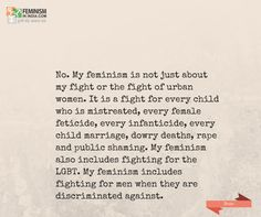 9 Simple Yet Powerful Posters That Explain Feminism 101