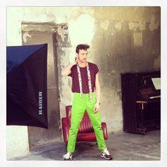 Marco Mengoni for Vanity Fair!