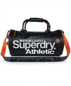 Athletic Barrel Bag www.sdry.co/1qzMFKs