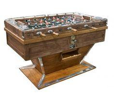 1952 French Bar Football Table