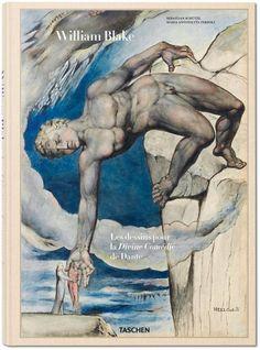 William Blake. Les dessins pour la Divine Comédie de Dante